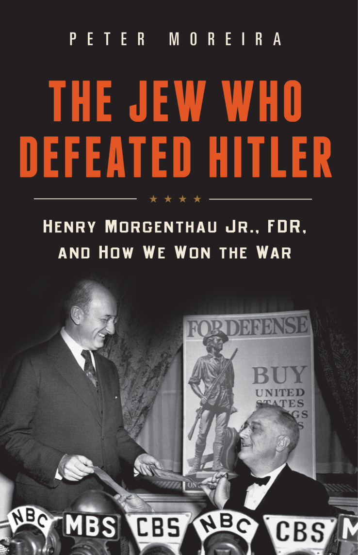 The Jew Who Defeated Hitler details the biggest economic program in human history.
