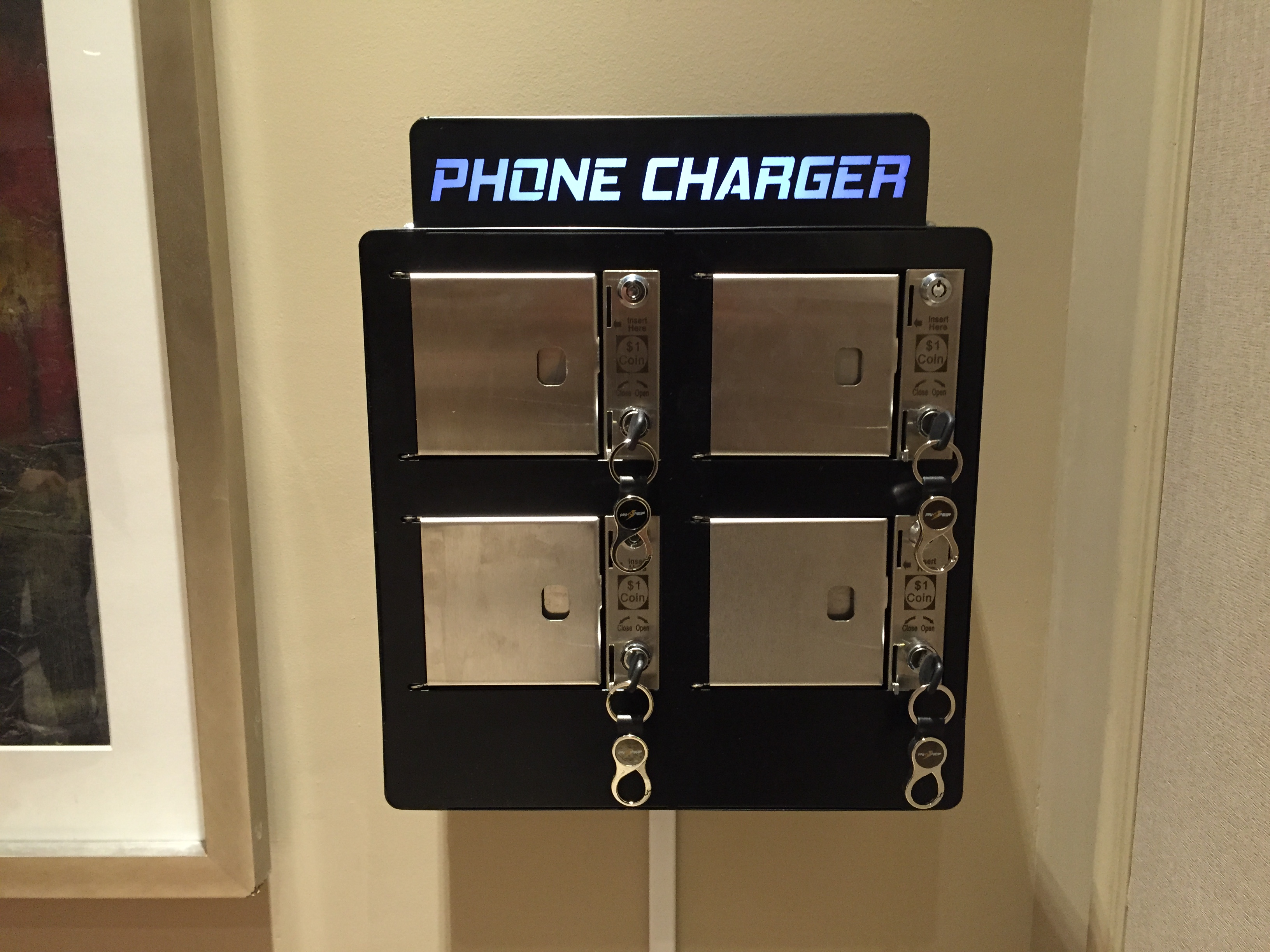 Free2Charge: 'a modern payphone'